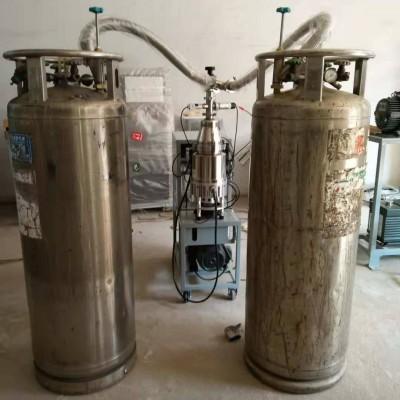 液态气体气瓶储罐槽车抽真空设备LNG抽真空设备