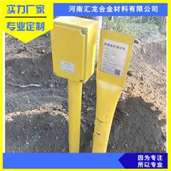 青海高压线铁路排流阴保公司 汇龙输气管道交流电抗干扰施工