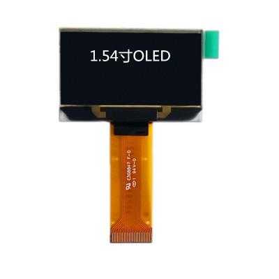1.54寸OLED显示屏高亮24PIN插排FPC创力信直供