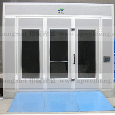 广东供应环保设备烤漆房工业设备汽车烤漆房专业制造商