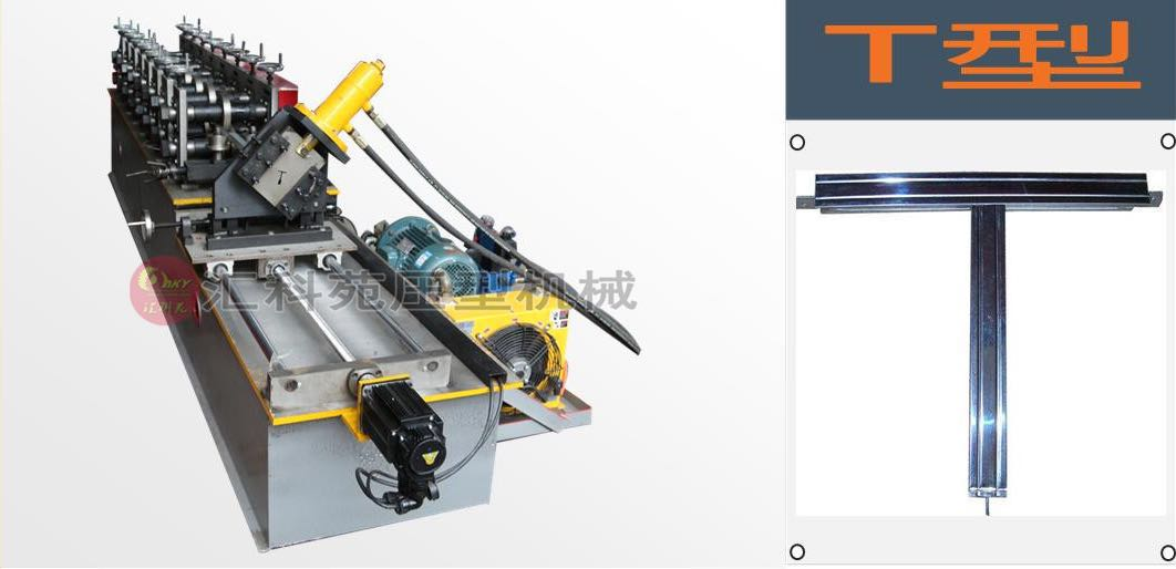 汇科苑压瓦机专业定制各种型号轻钢龙骨成型机