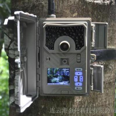 GPS定位无线红外夜视自动监测相机SY-999M