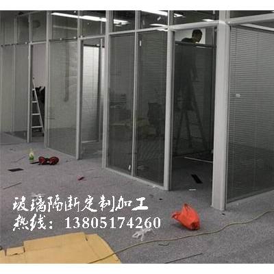 南京启迪大街玻璃隔断