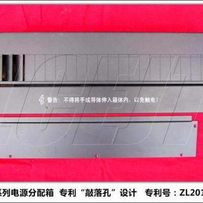 LCEJT黑金刚双路供电机柜直流配电箱 架顶电源冗余供电