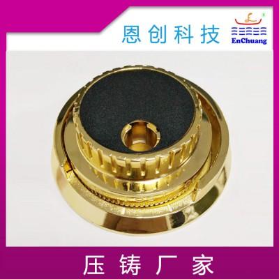 机械锁盘五金压铸件加工精密压铸专业恩创锌合金压铸厂家加工定制