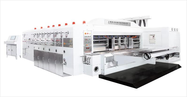 高端智能水性印刷机