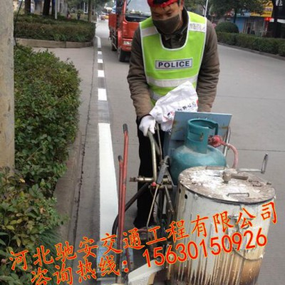 内蒙古道路标线施工,热熔标线涂料生产