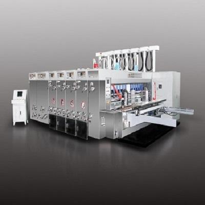 瓦楞纸箱印刷机|印刷机开槽机模切机