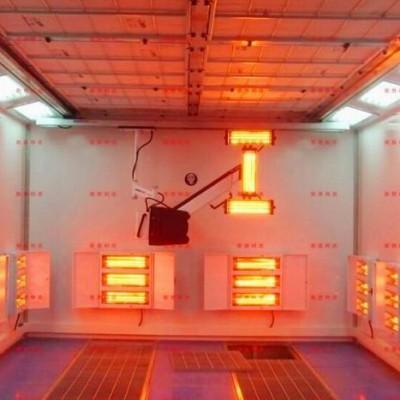 昌乐供应环保设备高温烤漆房 高温房作用 专业厂家制造