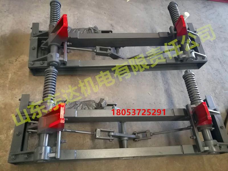 供应气动阻车器600轨距双轨阻车器矿用安全设备