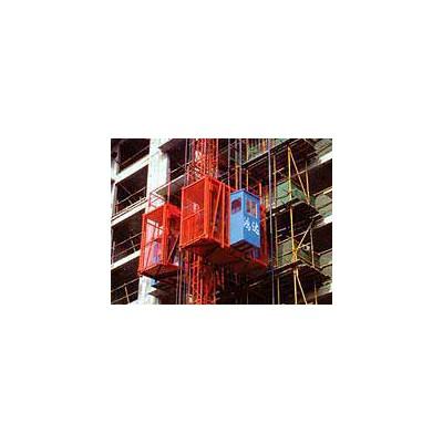 供应鸿达施工升降机,施工电梯(单笼,双笼)