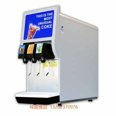碳酸饮料机_百事可乐机_可口可乐现调机怎么操作
