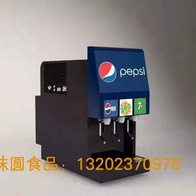 可乐机的工作原理与设备特点