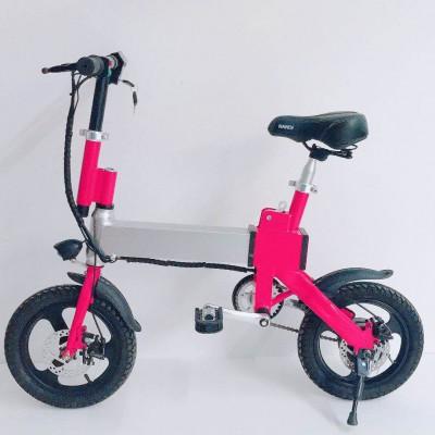 供应南帝伸缩电动自行车