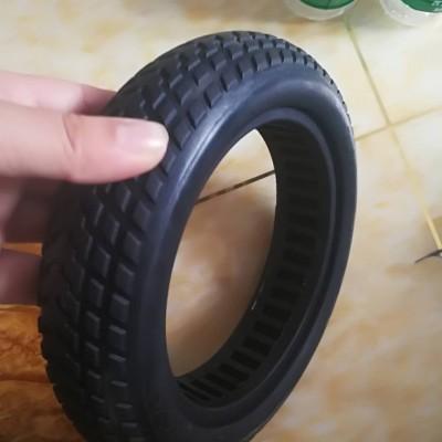 供应8.5寸小米滑板车免充气实心避震轮胎
