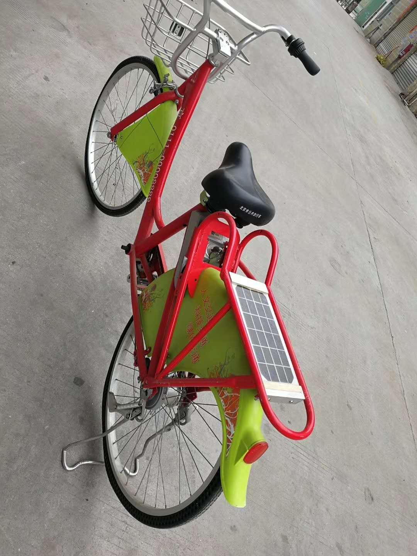 供应传统有桩公共自行车改造成无桩共享公共自行车方案
