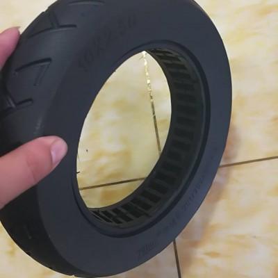 6.5寸电动滑板车镂空胎蜂窝胎6 1/2*2免充气轮胎