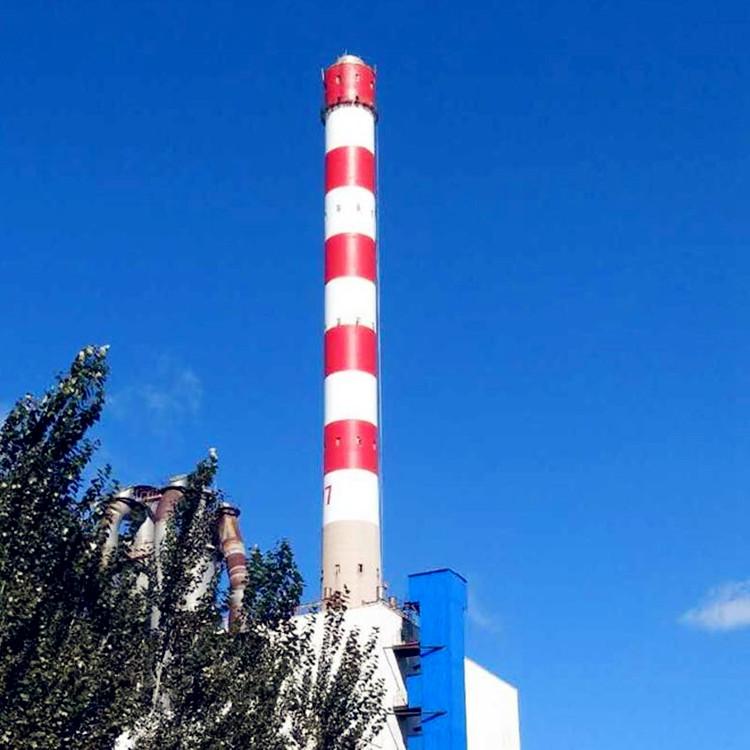 高空烟囱用聚氨酯航标漆