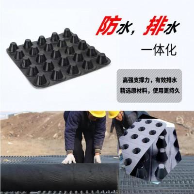 天津车库排水板 绿化排水疏水板供应