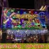 赣州节日庆典幕墙灯饰画制作楼体亮化设计打造商业广场亮化工程