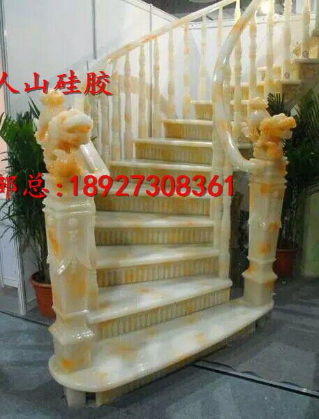 大柱小柱将军柱硅胶模具人山硅胶模具厂定做大小柱子硅胶模具