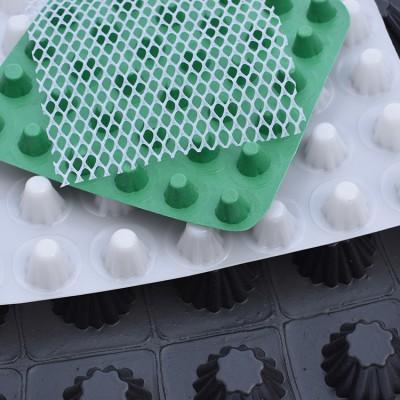 太原 种植屋面凹凸型塑料排水蓄水板