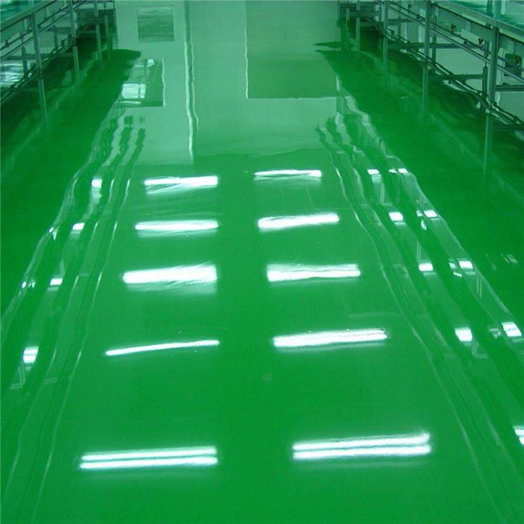 高光环氧地坪漆面漆厂