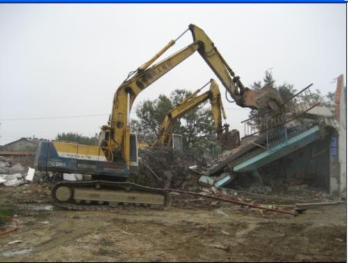 苏州化工厂拆除工程工厂拆除整体承包