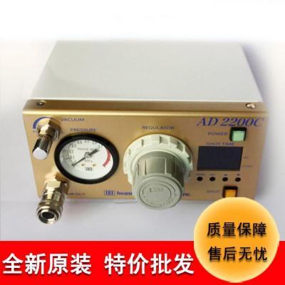 东莞批发点胶机 高效小型点胶机AD2200C硅胶喷射点胶设备
