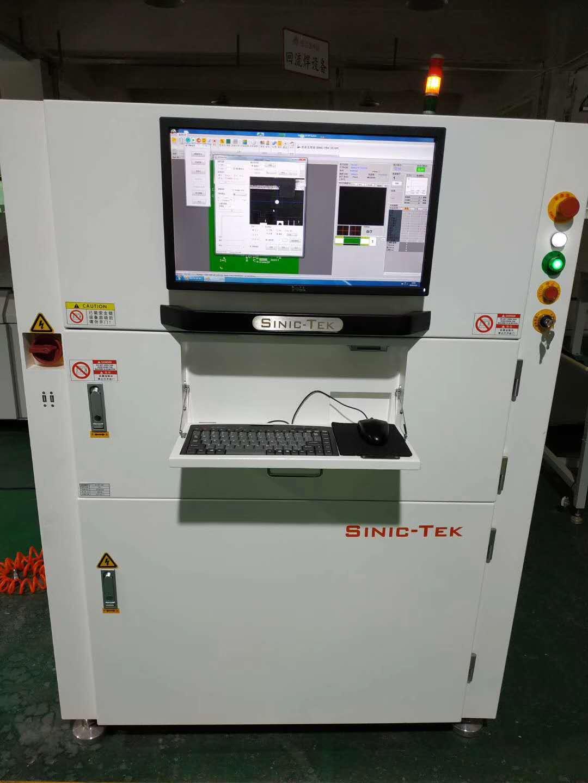 spi锡膏测试仪思泰克SPI S8030-2可测大板可租可售