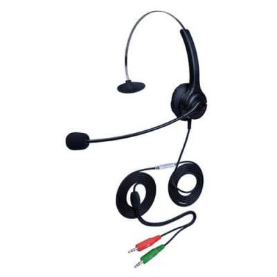 电话耳机hoRme合镁400P客服耳机适用于电脑音响