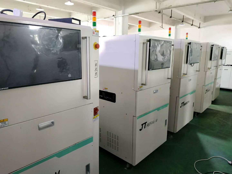 劲拓自动3D锡膏检测机SPI-ZEN系列二手厂家可租可售