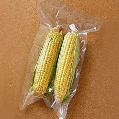 东莞三边封食品级真空袋,水果玉米真空包装袋
