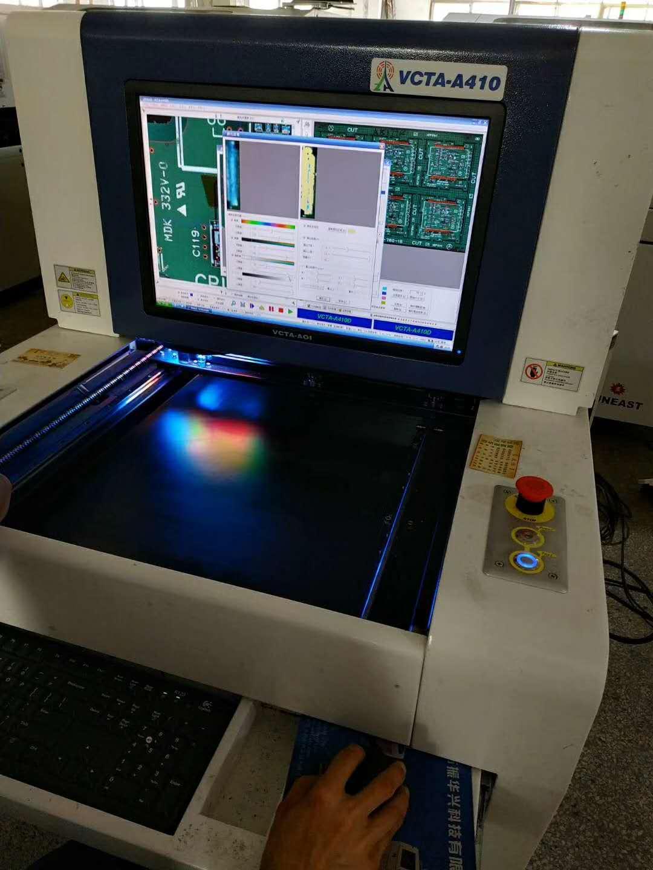 振华兴A410光学检测设备PCB元件外观检测仪离线AOI