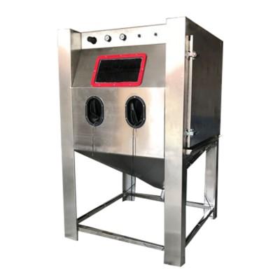 中山湿式水喷砂机光学镀膜五金除锈高效环保节能喷砂机