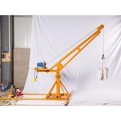吊运机价格-室外建筑电葫芦吊机批发-东弘起重