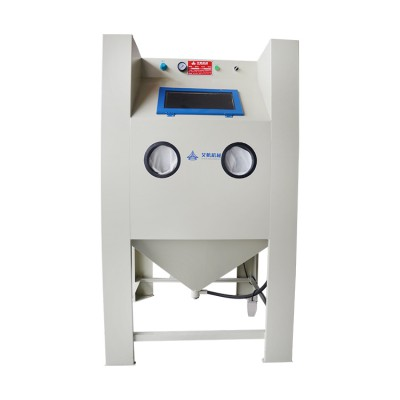 1010干式喷砂机除锈喷砂机表面处理喷砂设备除锈机