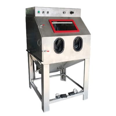 9080手持湿式水喷砂机光学镀膜喷砂机高效便捷节喷砂机