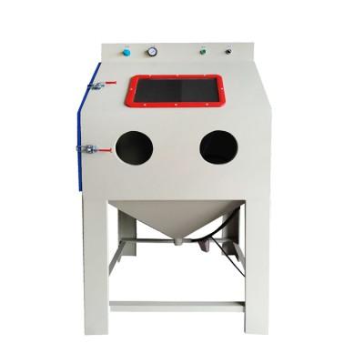 9080中山喷砂机电气工件表面处理喷砂机环保除锈机