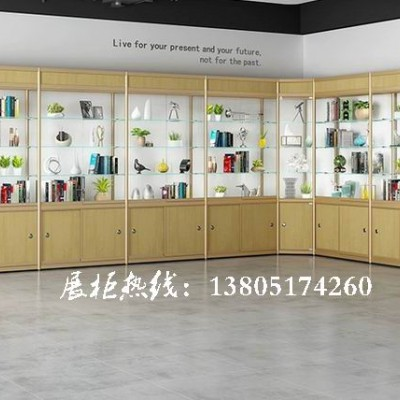 玻璃展柜安装销售