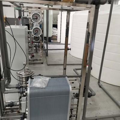 南京静电水驻极/静电驻极设备/静电熔喷布纯水