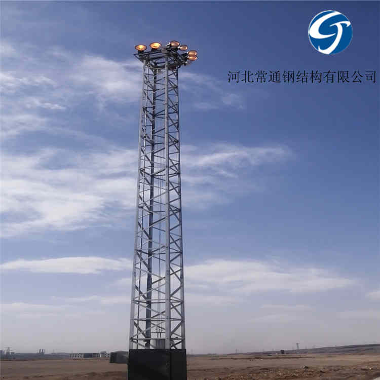 升降式灯塔柱 铁路用升降式投光灯塔厂家供应