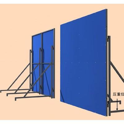 山西太原彩钢板围挡「立友钢结构」彩钢围挡多少钱
