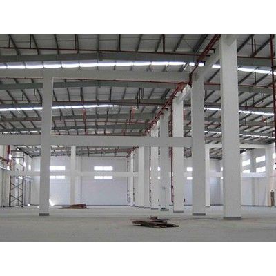 上海仓库装修 库房设计规划施工公司找承绪