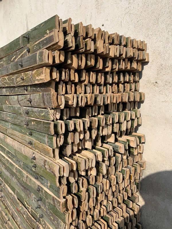 竹子羊床 清洁竹羊床 竹羊床批发 羊床厂家