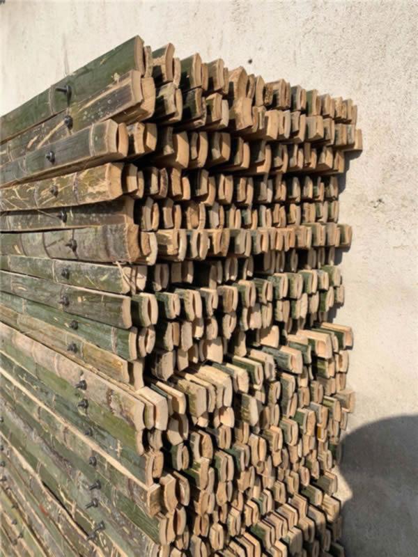 羊用竹羊床漏粪板养羊设备