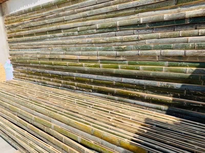优质三米四米竹羊床漏粪板可加工定制