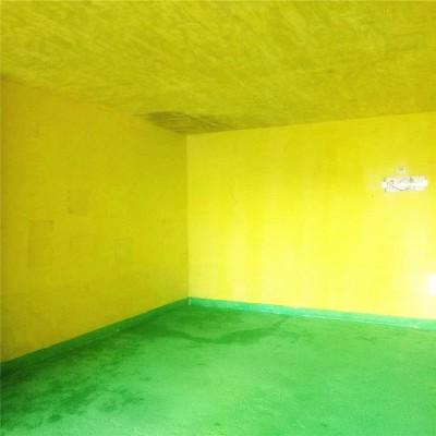 厂家供应防水涂料飞鸵中黄防水涂料生产厂家水性永固黄色浆