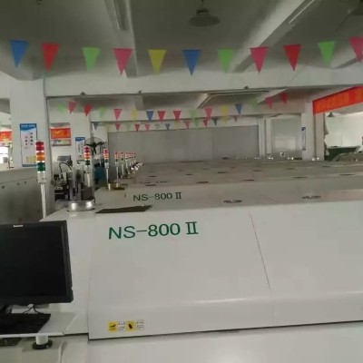 二手回流焊商家电话劲拓NS-800II八温区回流炉可租可售
