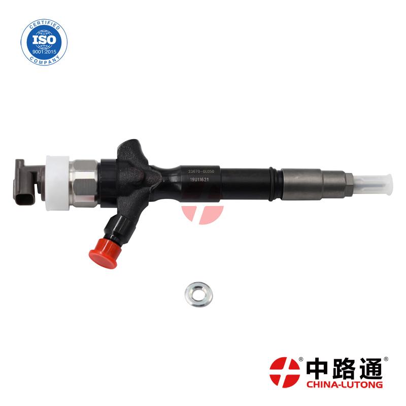 轴针式电磁喷油器23670-0L050 喷油器汽配公司